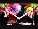 [東方MMD]ミスティア×ルーミア「ハートキャッチ☆パラダイス!」1080p