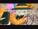 第95位:【MMD杯ZERO】無表情と無感情の恋焦がれるヒバナ【東方MMD】