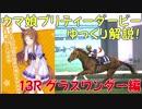 【第13R】 ウマ娘プリティーダービーに登場するキャラクターのモデルになった競走馬をゆっくり解説!グラスワンダー編