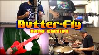 【LockTaveアニソンツアー】Butter-Fly【B