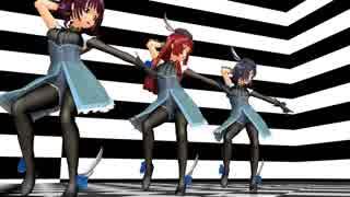 【MMD】魔王エンジェルでライアーダンス