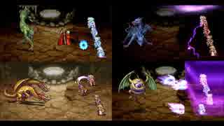 【FF1(PSP版)】バトル2(FF3)《100分間耐久》