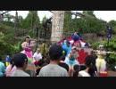 【参加してみた♬】鈴鹿サーキットのイベント:バットの爽快!びしょぬれカーニバル オープニング編❤遊園地 お出かけ
