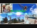 【ArcheAgeアーキエイジ】夏のプチ動画を作って見ました♪
