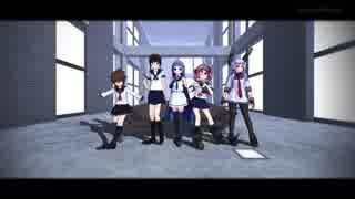 【MMD杯ZERO】FifthAnniversaryGirls(GO!)【18夏MMDふぇすと本祭】【艦これMMD】