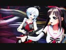 【MMD杯ZERO参加動画】キズナアイと電脳少女シロで「Tell Your World」(1080p)【MMD】