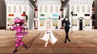 【MMD杯ZERO参加動画】【MMD】レンと友奈とピトフーイでGirls