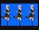 【立体視】ネクスト・フロンティア衣装【1080p】