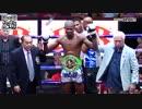 WBCムエタイ世界戦 アムザ・ンゴト  VS トンチャイ・シッソンピーノン