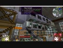 【Minecraft】ゆっくりInfiTech2 Part12