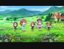 【デレステMV】Flip Flop ~For SS3A rearrange Mix~ 2D標準【1080p60】