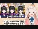 町田ちまさんの「シュガーソングとビターステップ」 with 全部美兎