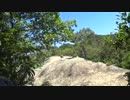 低山を歩こう 觜崎の屏風岩 20180804