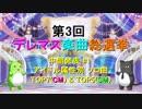 【中間発表 #1】第3回 デレマス楽曲総選挙【アイドル属性別 ソロ曲 TOP7(CM) & TOP5(SM)】