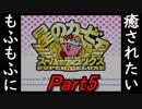 【星のカービィスーパーデラックス】もふもふに癒されたい主のカービィSDX実況プレイ part5