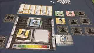 フクハナのボードゲームプレイ:『ラクソン』