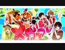 第84位:【実況者9人】マキシマムザホルモン - 恋のメガラバ【歌わせてみた】 thumbnail