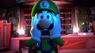 【Switch新作】ルイージマンション3 (仮称) [Nintendo Direct 2018.9.14]