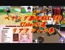 【ペヤング激辛MAX END】VTuber5選 リアクション集