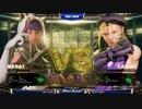 SCR2018 スト5AE PoolA7 WinnersFinal sako vs もけ