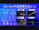 【CeVIO、ゆっくり実況】Kerbal宇宙開発日誌 第21回/1周年記念スペシャル
