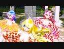【Ray MMD】気まぐれメルシィ  Tda式改変 弱音ハク 初音ミク 重音テト GUMI 鏡音リン Kimono