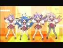 らき☆すた もしも「かえして!ニーソックス」がOP曲だったら らきすた thumbnail