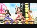 【デレステMV】LOVE&PEACH(1080p60)【3Dリッチ】
