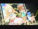 【デレステMV】「LOVE & PEACH」(限定SSR)【1080p60/4Kドットバイドット】