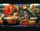 SCR2018 ストAE5 LosersQuarterFinal XsK_Samurai vs ボンちゃん