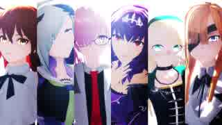 【Fate/MMD】ライカ