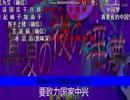 ニコニ広告で政治ランキング1位を中国の愛国歌(淫夢)にする