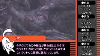 【ゆっくりTRPG】黒の共演~第二章・最終話【CoC】
