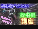 【MHW】エロ装備使いと学ぶ操虫棍講座【初心者向け解説実況】