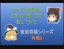 【変則将棋】続編:チェスvs将棋の紹介【ゆっくり講座】