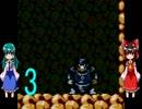 ゆっくりによるレトロゲーム実況ロックマン3part3(ボス戦バスター縛り)
