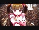 【モデル配布】デンドロビウム【MMD花騎士】