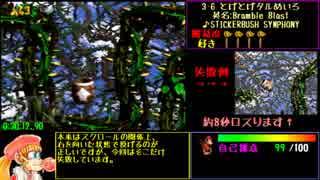 【ゆっくり解説】スーパードンキーコング2 102%RTA 1:26:45 (3/7)