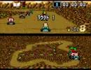 スーパーマリオカート COMをボコボコにしながらプレイ3