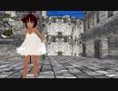[MMD]ぽんぷ長式ミク改変・褐色の少女がノーパンで、え?ああ、そう[紳士向け]画質向上ver