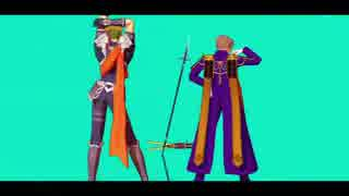 【MMD刀剣乱舞】Love Me If You Can【Fate
