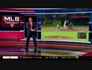 殿堂打者ジム・トーミがLIVE映像で大谷の打撃解説中に背後で 大谷ホームランで大騒ぎに