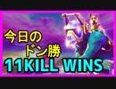 【Fortnite】シーズン6いざ参戦!!11KILL WINS【フォートナイト】