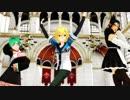 【にじさんじMMD】緑仙と御曹司とオカマで『プリンセスプリキュアED』