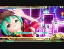 ルカルカ★ナイトフィーバー EXTREME (FINE0 105.53%) 【Project DIVA Arcade】