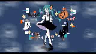 Halloween Night / 初音ミク