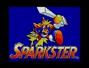 SPARKSTER 曲集 [MSX][OPLL+PSG]