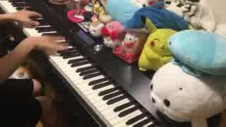 【ソードアート・オンライン アリシゼーションOP】「ADAMAS」弾いてみた【ピアノ】
