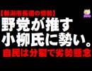 【新潟市長選の情勢】野党が推す小柳氏に勢い - 自民分裂で劣勢懸念
