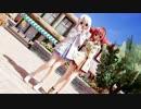 【MMD】らぶ式Yuki・Rougeで『ツギハギスタッカート』1080p